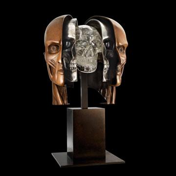 Reliquary Head – 2005