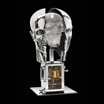 Reliquary Automaton