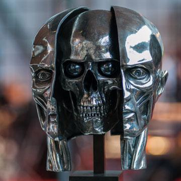 Reliquary Head 18000 €