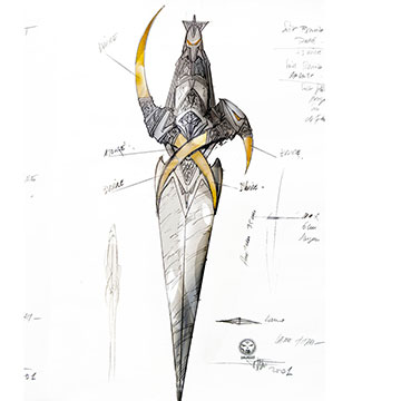 Titan Blade