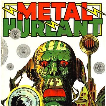 Metal Hurlant – 1974